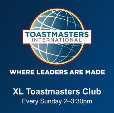 XL Toastmasters Club Weekly Virtual Meeting - District 30 ...